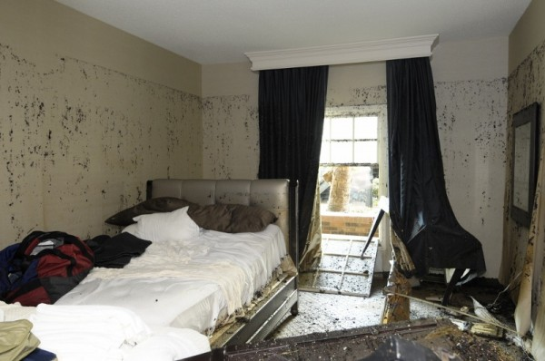Delta Guest Room After the Flood, Gaylord Opryland Hotel, Nashville