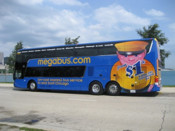 MegaBus Double Decker