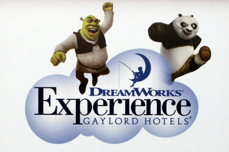 DreamWorks Experience at Gaylord Hotels