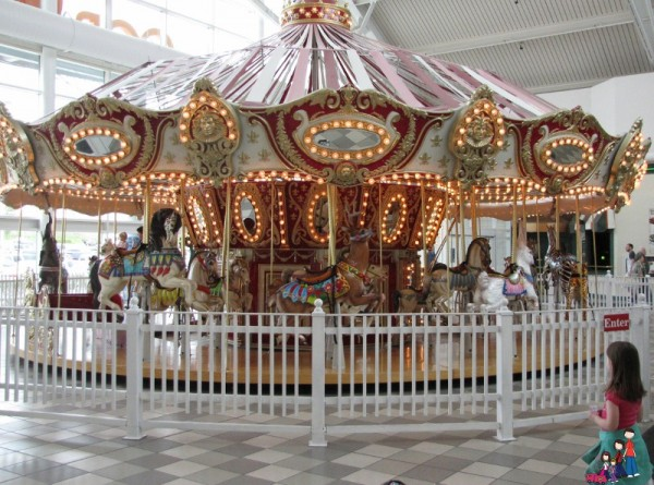 Carousel at Coral Ridge Mall, Iowa City