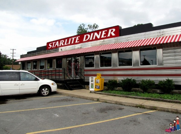 Starlite Diner, Little Rock, Arkansas