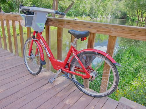 Colorado Bike Rental – Boulder B-Cycle