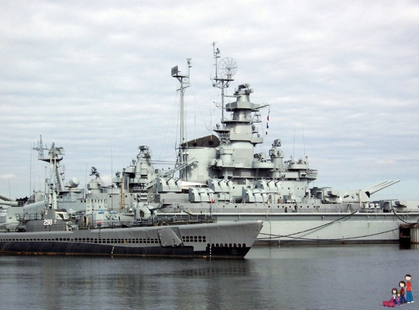 Battleship Cove, Fall River, Massachusetts