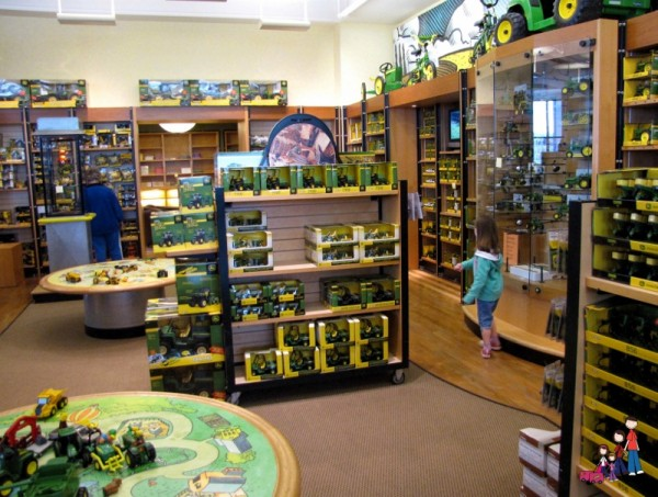 John Deere Store at the John Deere Pavilion