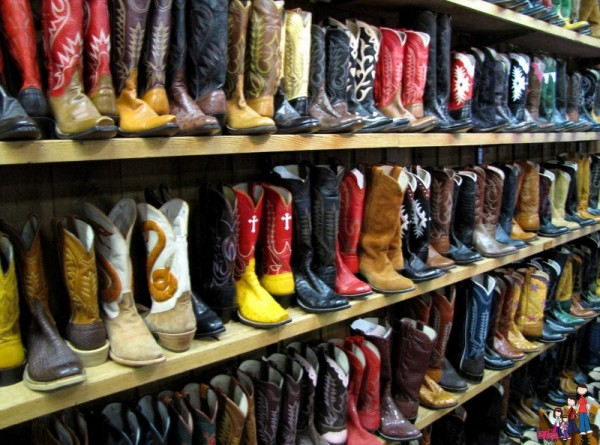 Handmade Cowboy Boots at Leddy's, Fort Worth