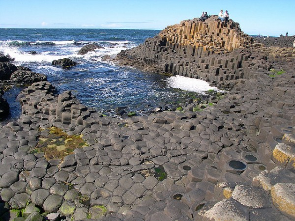 Giant's Causeway Antrim Ireland