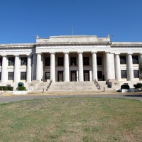 Scottish Rite Temple in Guthrie, Oklahoma