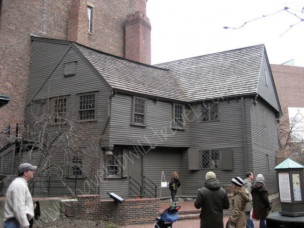 Paul Revere House, Boston Freedom Trail