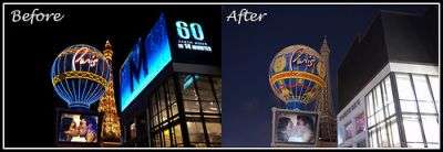 Earth Hour, Las Vegas