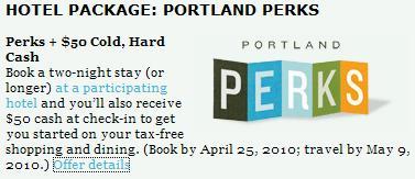 Portland Perks