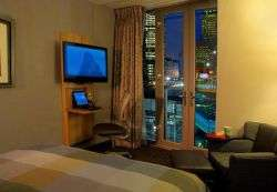 World Center Hotel, NY