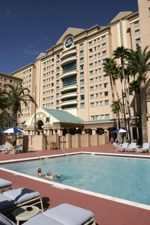 The Florida Hotel Pool