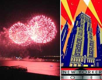 4th of July - New Yorker Hotel