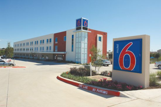 LEED Certified Motel 6 in Northlake, TX