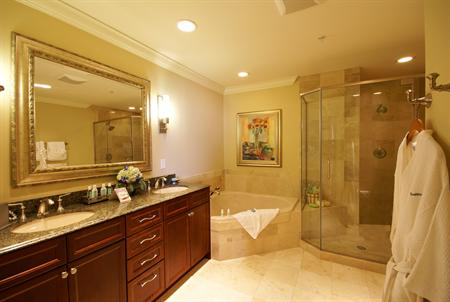 Luxury Bathroom at Harborwalk Village, Destin, FL