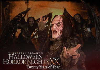 Halloween Horror Nights Universal Vacation Package