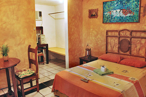Few Budget Accommodations Available in Bacalar, Mexico