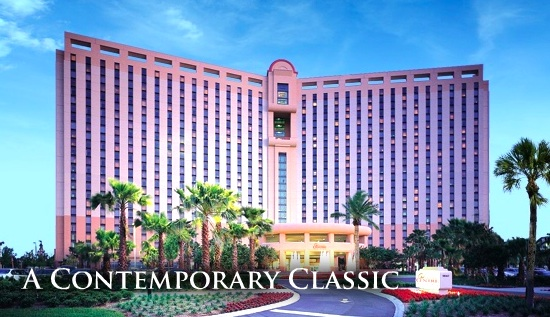 Contemporary Classic Hotel - Rosen Centre, Orlando, FL