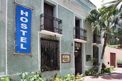 Hostel La Candelaria is a Perfect Central Location for Exploring Mexico&#8217;s Yucatan