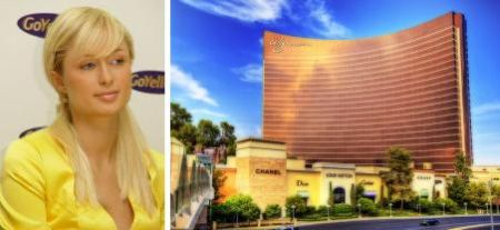 Paris Hilton &amp; Wynn Las Vegas