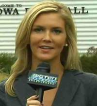Elizabeth Moreau, ESPN reporter