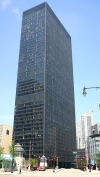 IBM Building at 330 North Wabash, Chicago