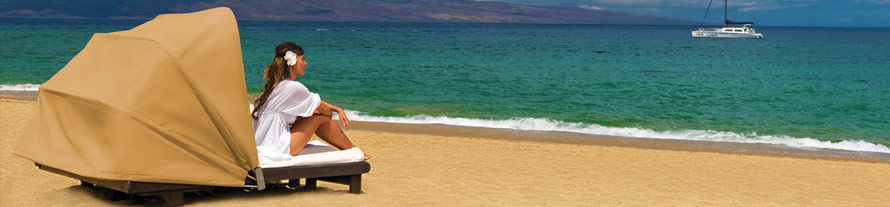 Beach view at Westin Maui