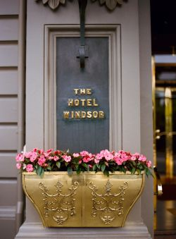Hotel Windsor, Melbourne, Australia
