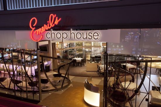 Emeril's Chophouse, Sands Resort in Bethlehem, PA