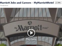 Play 'My Marriott Hotel' on Facebook