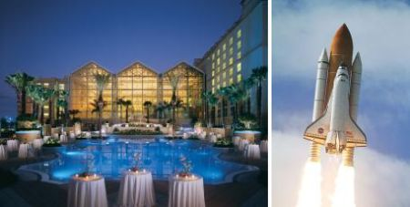 Gaylord Palms &amp; Atlantis Shuttle