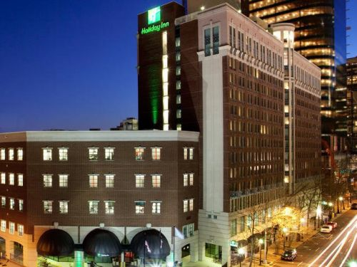 Holiday Inn Charlotte Center City