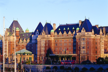 Celebrate Victoria's 150th Anniversary at Fairmont Empress