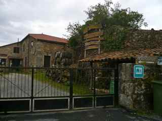Hostels and Hotels along the Camino, Spain