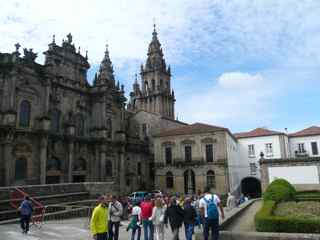 Santiago de Compostela, Galicia, Spain