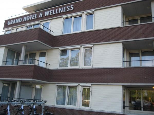 Hotel de Kamperduinen, Zealand (Zeeland) Netherlands, Luxury Travel Writer Nancy D. Brown