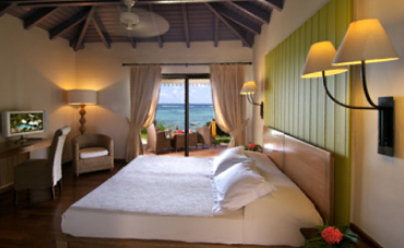 Knowing you paid as much as 40 percent less, you may even sleep better if you visit Hotel Guanahani & Spa in the summer.