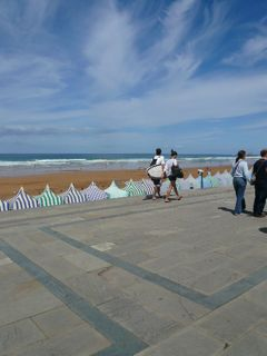 Basque Beaches in the Summer