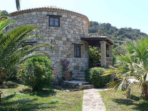 Stone Villa at Vassilikos fron Ionian Eco Villagers
