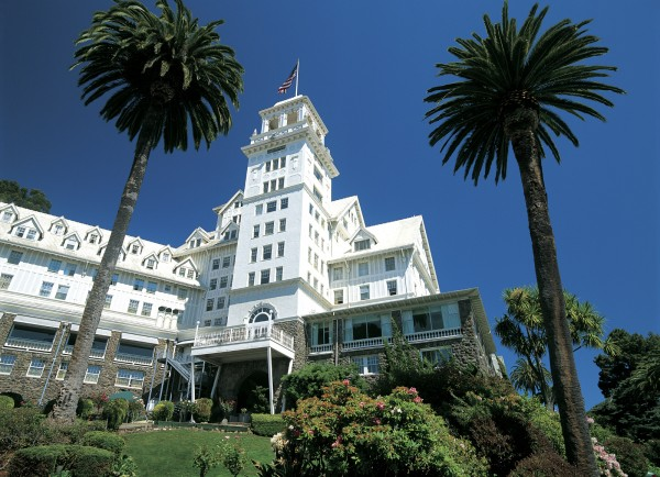 Claremont Hotel and Spa, Berkeley, California, Nancy D. Brown, Travel