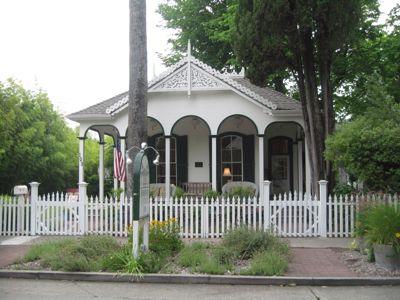 Brannan Cottage Inn Bed & Breakfast, Calistoga, CA (Napa Valley)