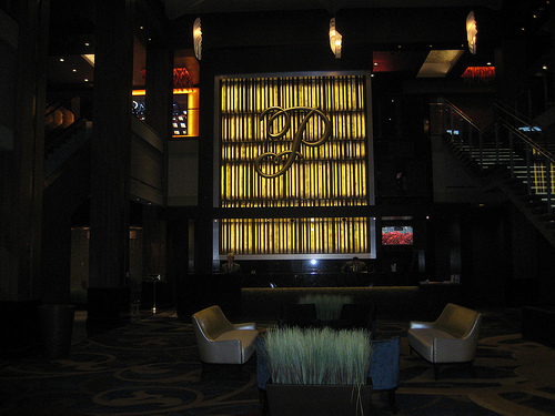 """Palace Casino Resort Lobby"""