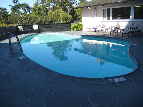"""Hofsas House Pool"""