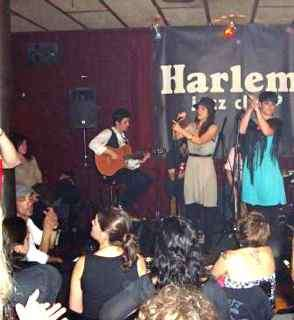 Harlem Jazz Club in Barcelona, Spain