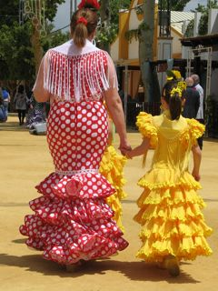Flamenco Music in Barcelona, Spain