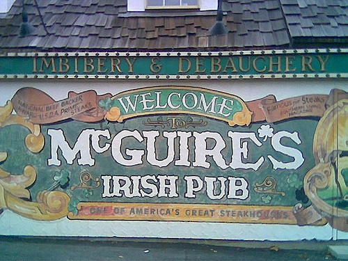 McGuire's Irish Pub, Destin, Florida