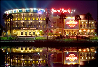 Hard Rock Live Orlando Universal Citywalk