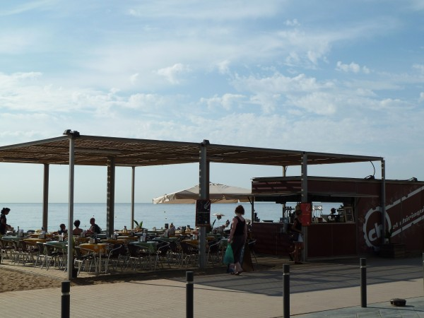 Barcelona Beach Bars - Drink on the Sand This Summer