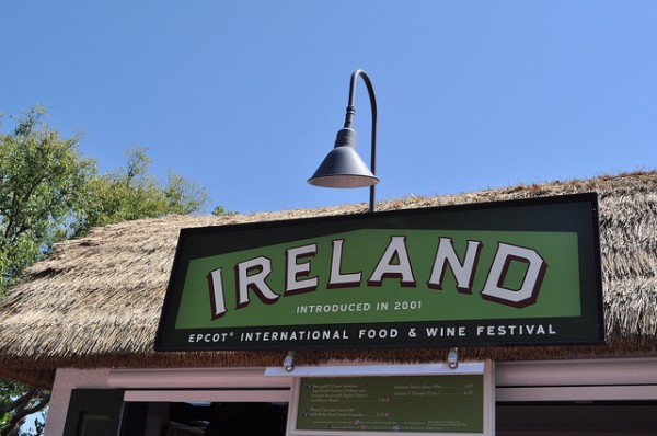 Epcot Food and Wine Ireland