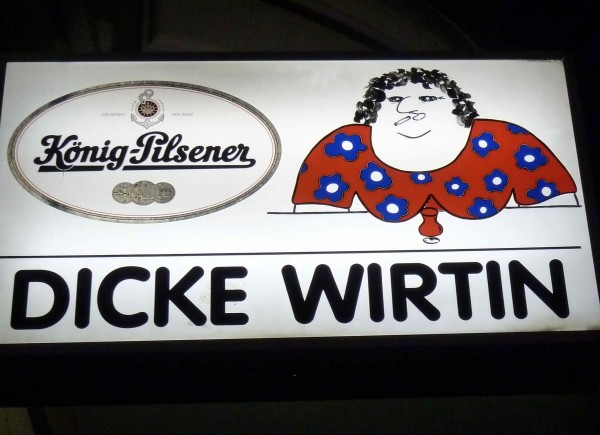 Berlin's Dicke Wirtin